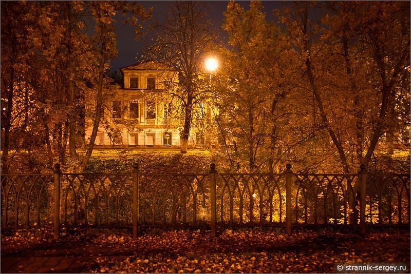 Ярославль Срелецкая улица Ушинского прогулка фото