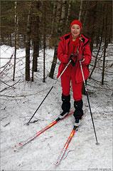 Лыжный поход: Калистово – Володькино – Мартьянково – Беклемишево – Герасимиха – Радонеж