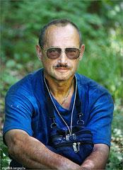 Руководитель группы походов выходного дня: Рабинович Евгений Ильич