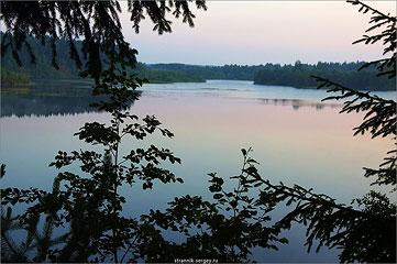 Исток Москва-река Карьер Савинки