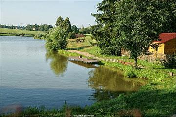 Переправа через ручей Барсучий