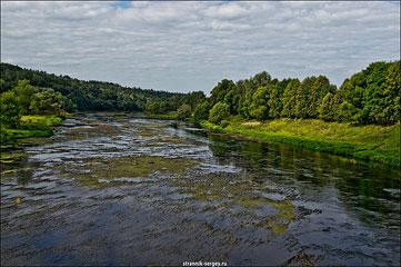 Москва-река: Окрестности села Васильевскоеи