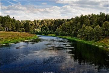 >Москва-река: окрестности