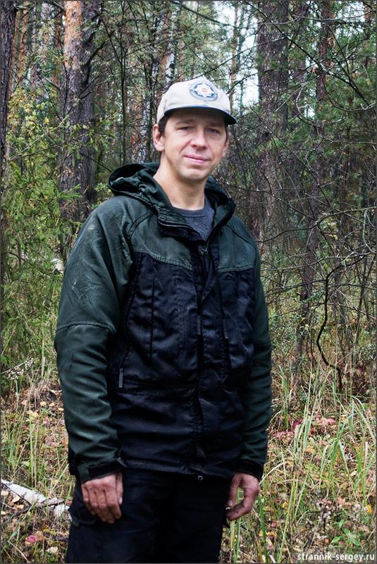 Руководитель группы Рыжавскго - Александр Титов