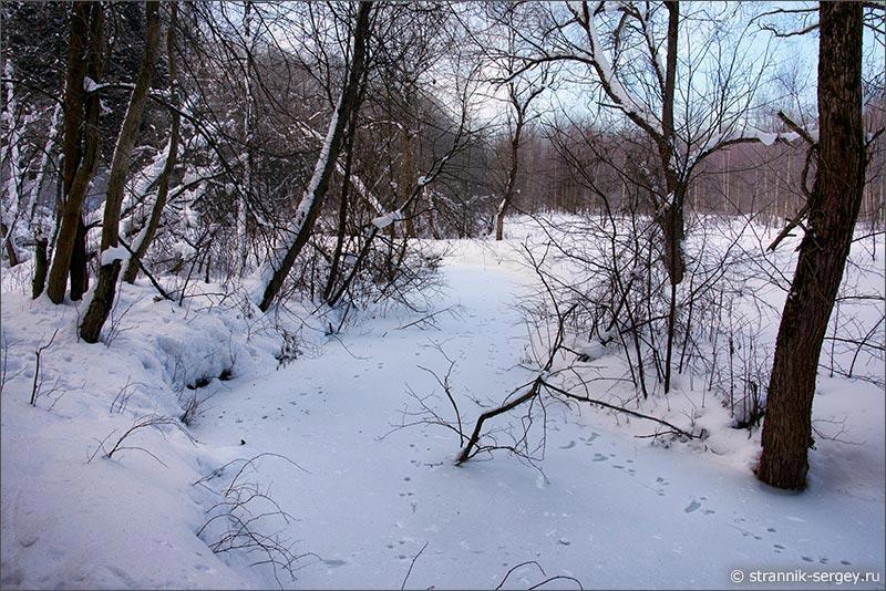 Река Пажа