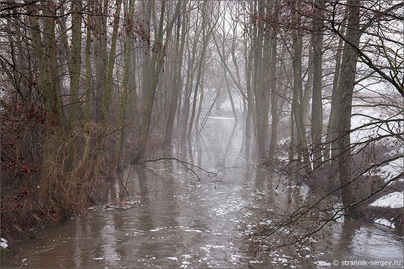 Река Киреевка