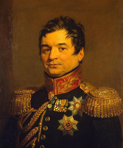 генерал Балашов Александр Дмитриевич