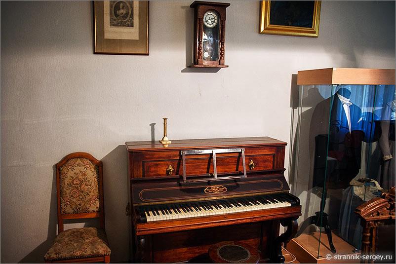 Музей в усадьбе Щапово