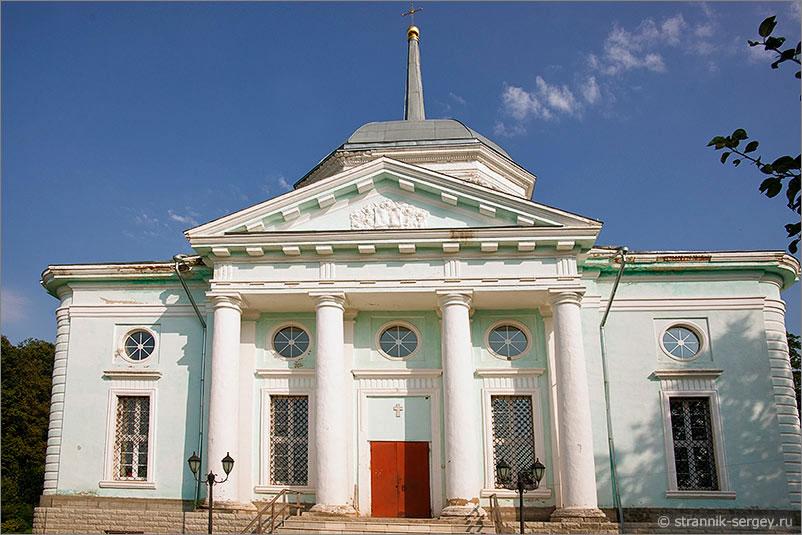 церковь Благовещения Пресвятой Богородицы в Поливаново