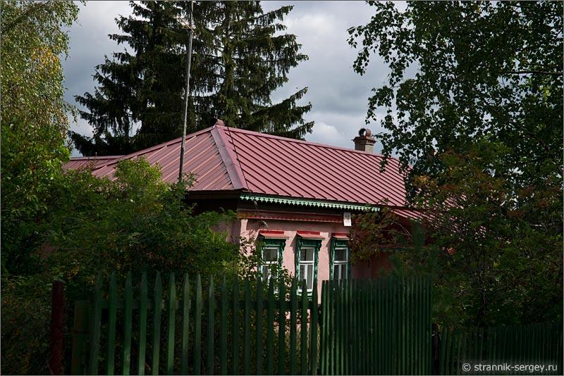 деревня Прилуки