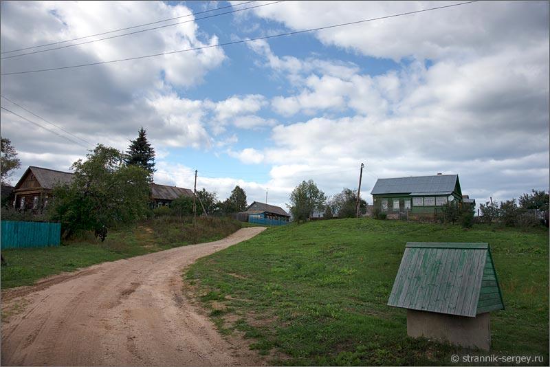 деревня Никифорово