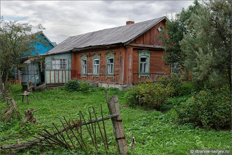 село Енино