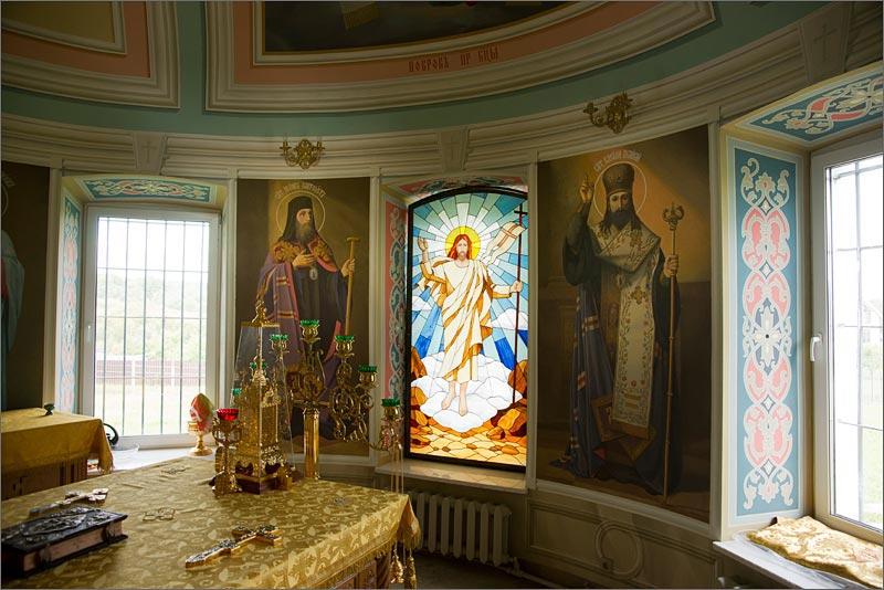 Борисоглебская церковь роспись