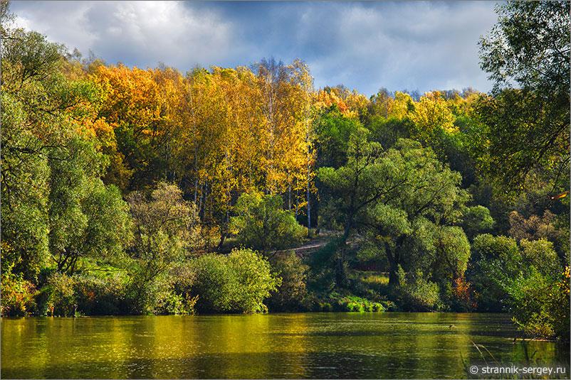 Красивые места природа подмосковья