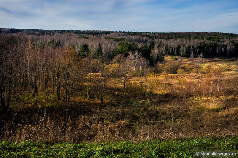 Природа Подольского района