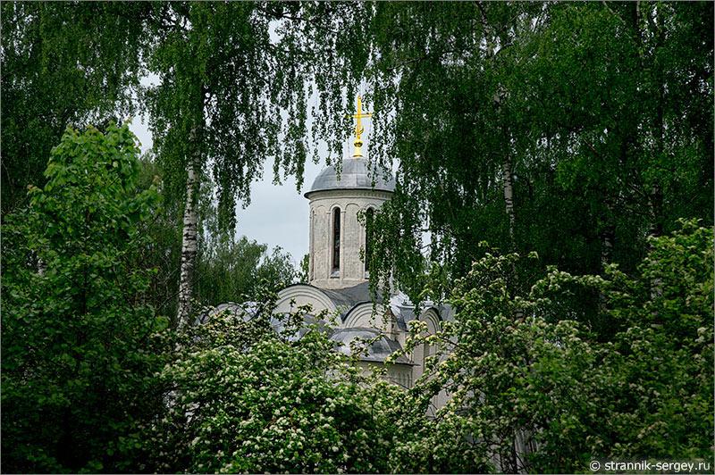 старая деревня - старый монастырь /  Рождества Пресвятой Богородицы в Балакирево