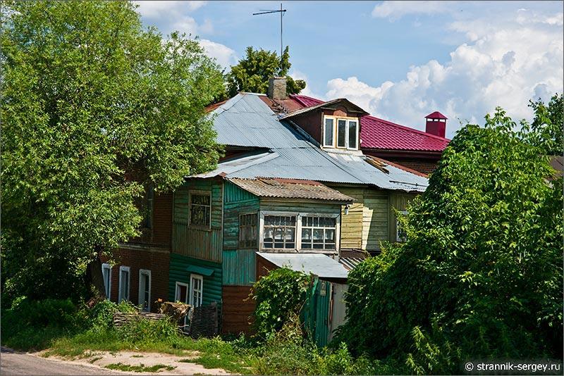 село Горы храм Сергия Радонежского