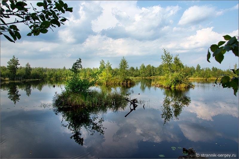 Мещёра: Туголесье – леса, болота, озера