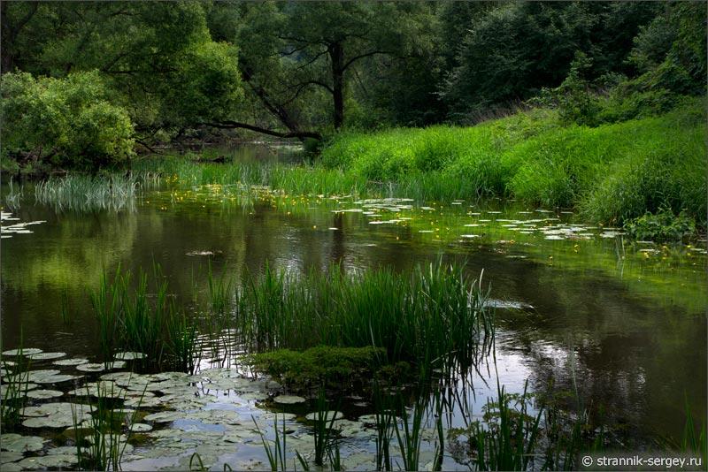 Река Исьма
