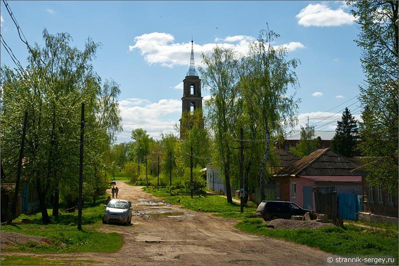 Весна — фото русская старина
