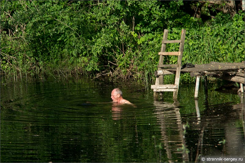 Свингеры жарким летним днем 18 фотография