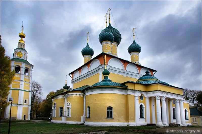 фото кремля углич