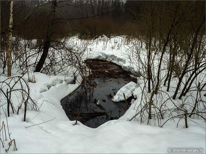 Река Слогавка
