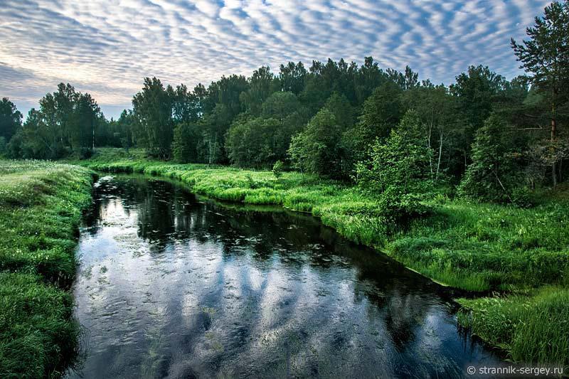 Река Нерль Клязьминская