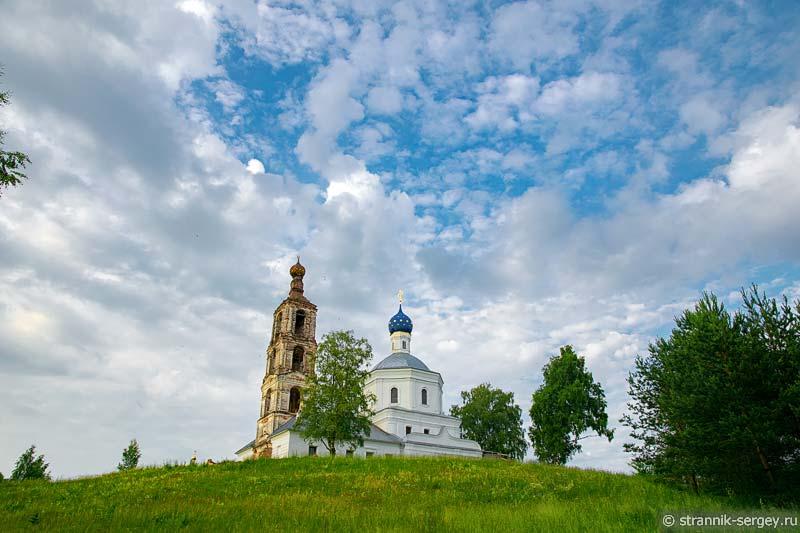 храма Рождества Пресвятой Богородицы на Нерли Клязьминской
