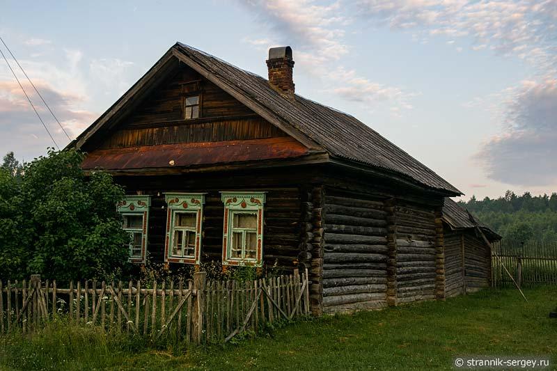 Деревня Конюково