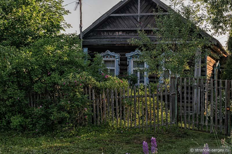 село Пречистое