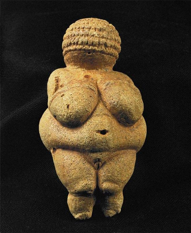 Каменная баба - Венера каменного века